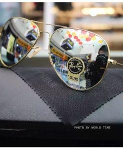Kính mát nam RP2230 mắt kính Cường lực Polarized cao cấp , Full box , khăn , thẻ , bảo hành 12 tháng MK12B