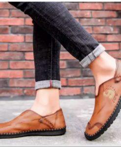 Giày lười nam công sở - giày tây nam công sở -GD39G