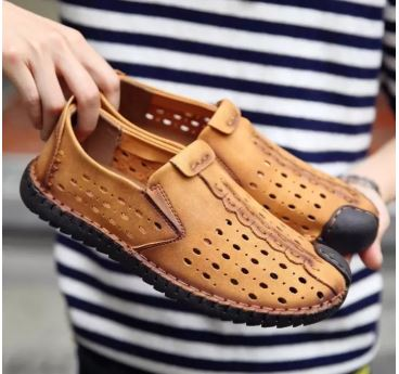 Chọn giày nam cao cấp - giày nam hàng hiệu - GD54G