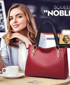 Túi xách nữ - thương hiệu thời trang hàng đầu Việt Nam ✅ Các mẫu túi xách da đẹp thiết kế thời trang thanh lịch, sang trọng và tinh tế - TX131-10