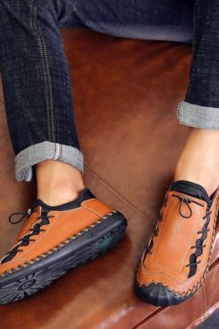 giày nam công sở đẹp - GD31Q