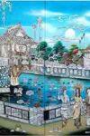 Tranh-sơn-mài-cẩn-ốc-Chùa-Một-Cột-Malanaz-shopping