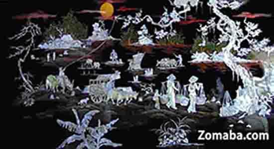Gánh-lúa-đêm-trăng-Nền-đens-Malanaz-shopping
