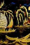 Tranh tặng tân gia - Tranh thuận buồm xuôi gió NDV01