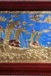 Tranh thuận buồm xuôi gió - TB01 -A