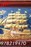 Tranh đồng thuận buồm xuôi gió - TB02 - A
