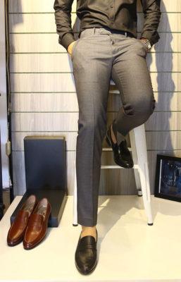 Thời trang công sở nam cao cấp - Quần tây nam cao cấp QT02