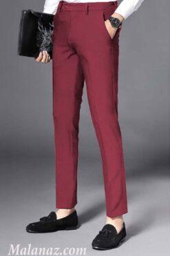 Thời trang công sở nam cao cấp - Quần tây nam QT04 - Malanaz.com