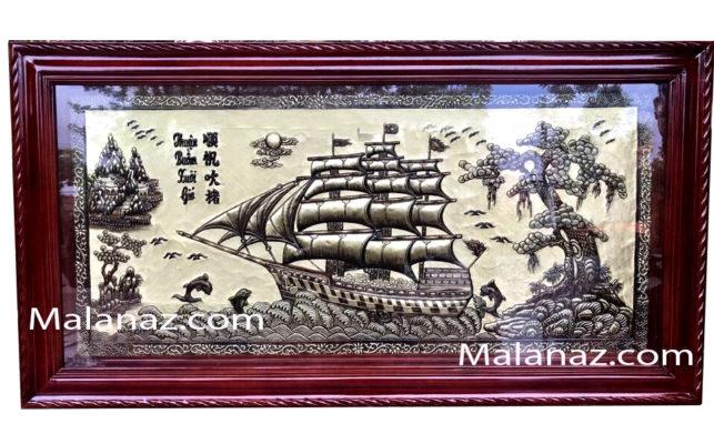 tranh đồng thuận buồm xuôi gió - TB06 - Malanaz.com sale off 50% giao hàng toàn quốc - Giao nhanh