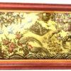 Tranh đồng cao cấp – Tranh đồng vinh hoa phú quý – VH07 A
