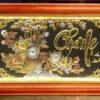 Tranh đồng cao cấp - tranh Cha Mẹ - CM01- A