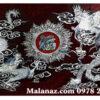 Tranh sơn mài cao cấp Hà Nội - tranh tặng đám cưới - DC02