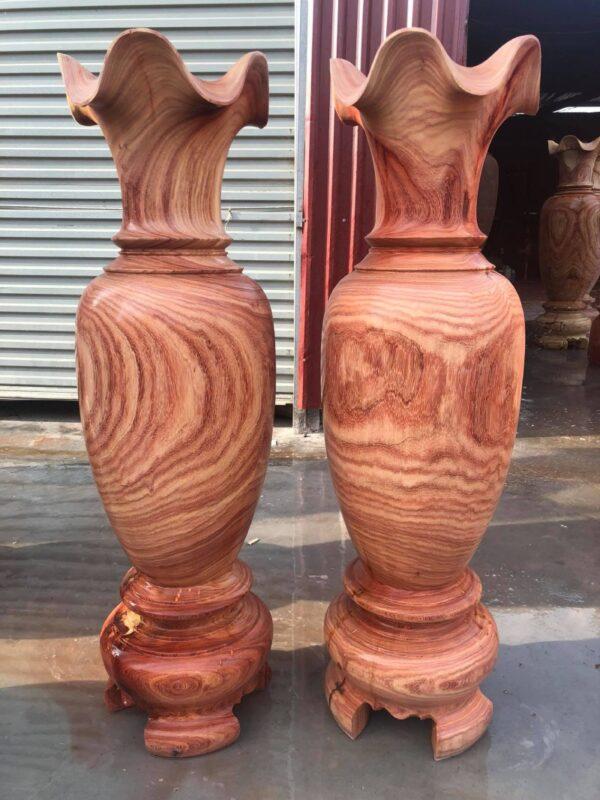 lục bình gỗ - 1m2 đk 32 - LB10