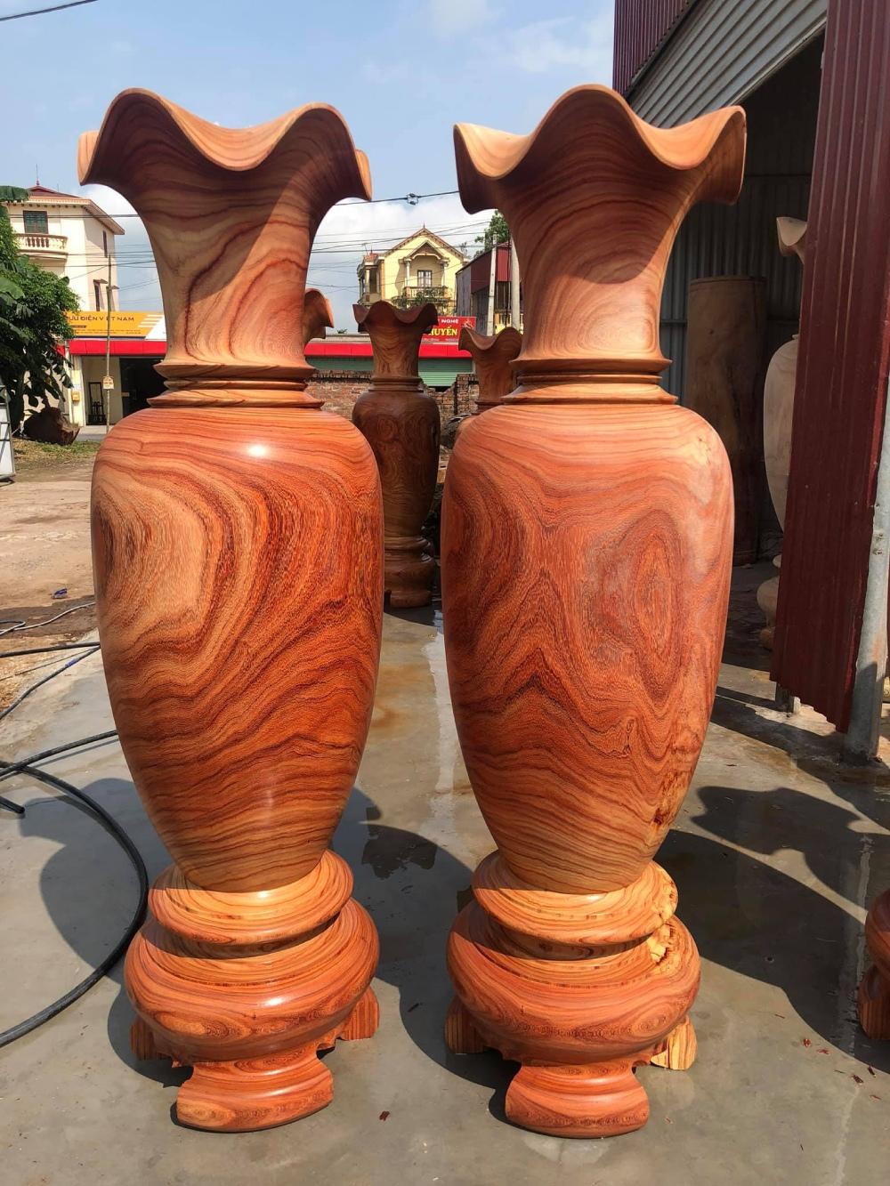 lục bình gỗ hương tphcm - lục bình LB01
