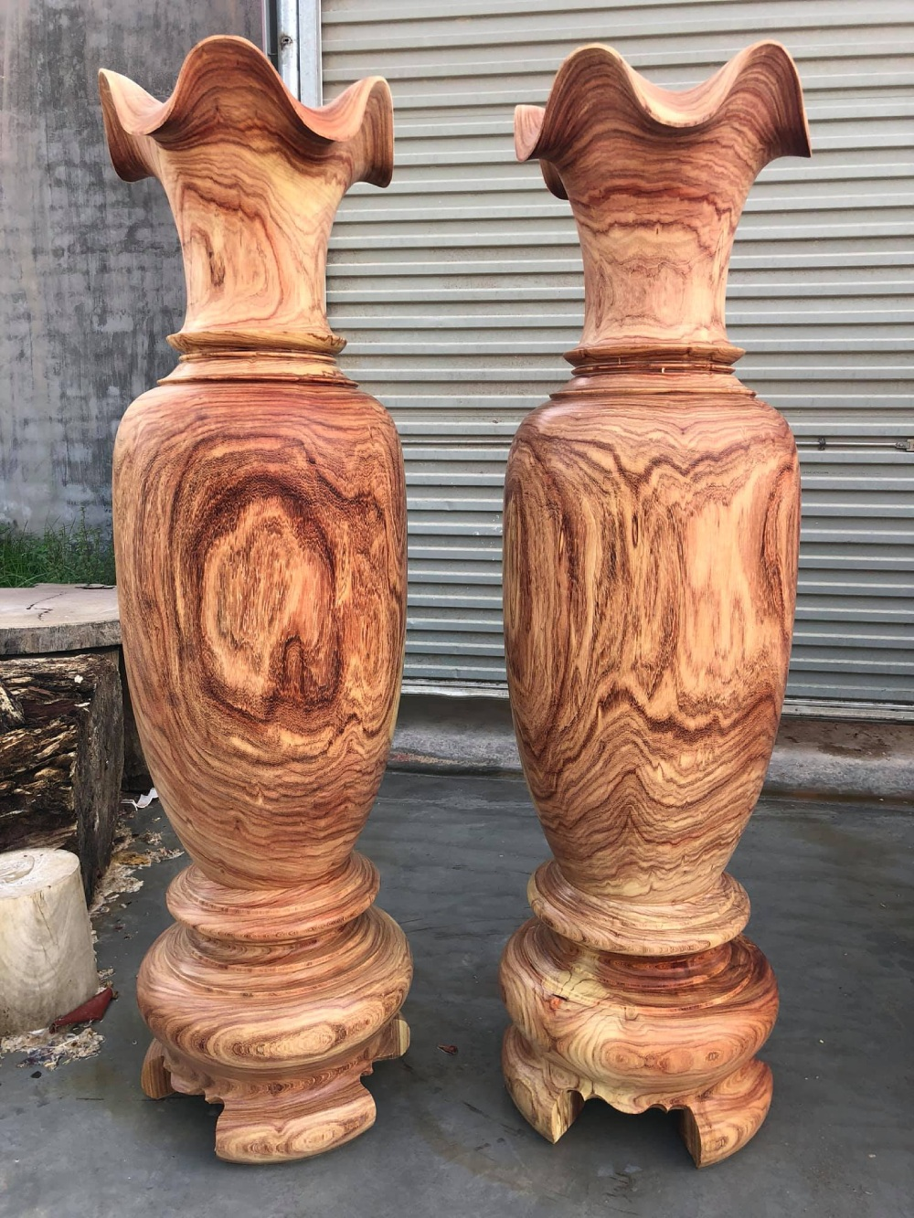 lục bình gỗ tặng bạn hiền - LB08 (1)
