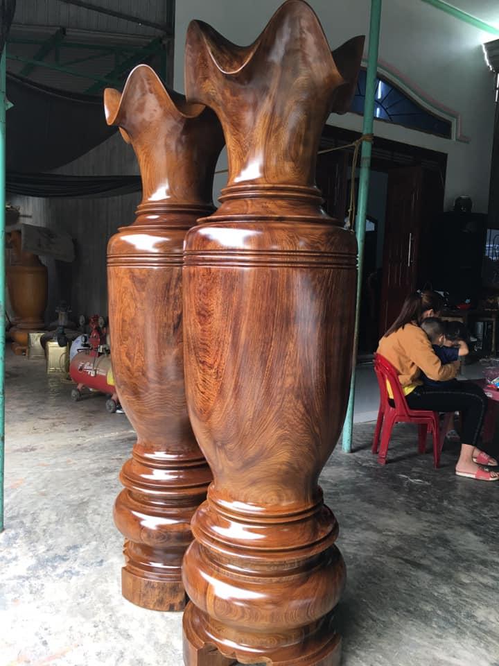 Gỗ ké ngát vân đẹp như gỗ cẩm lai lieenf khối - 1,8m x 50B