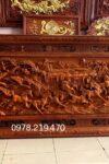 Mua tranh gỗ tphcm - Tranh gỗ mã đáo thành công - NQMD08 (1)