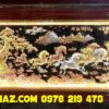 Tranh đồng treo phòng khách - Tranh mã đáo DMD20A