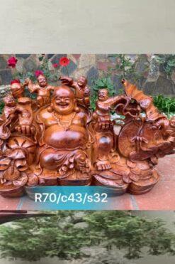 Mẫu-tượng-gỗ-đẹp-thế-gỗ-tự-nhiên-DB06A