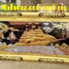 Tranh đồng cao cấp - tranh dát vàng - 110 x190cm - (1)