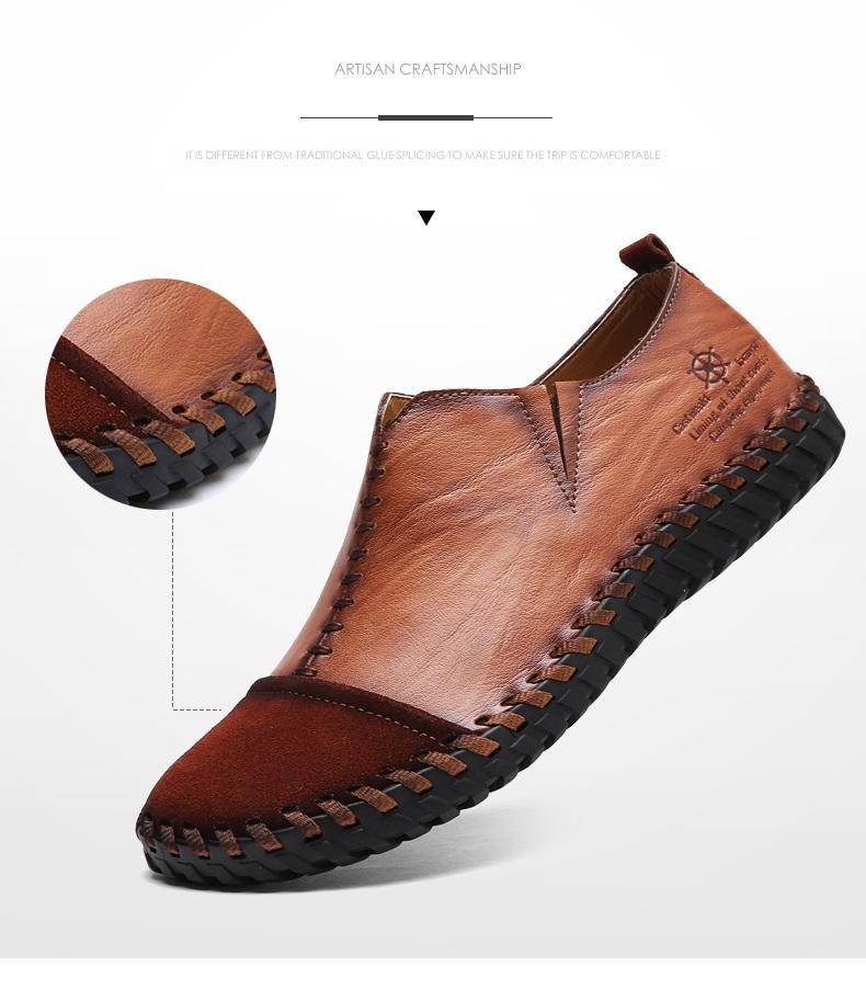 mua giày da nam - giày da nam hàng hiệu