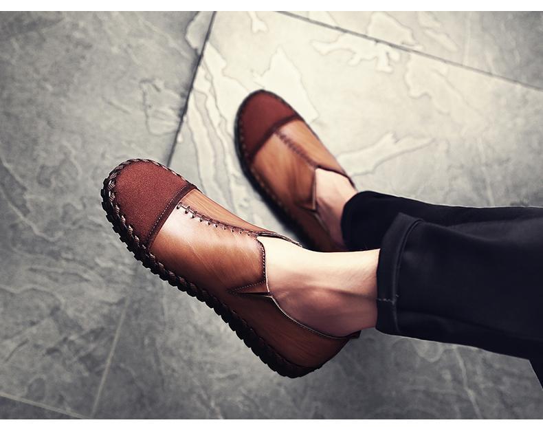 mua giày da nam - giày da nam hàng hiệu - giày nam công sở đẹp