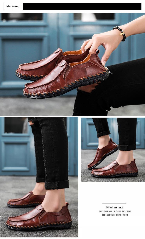 giày da nam hàng hiệu - Malanaz cung cấp giá tốt