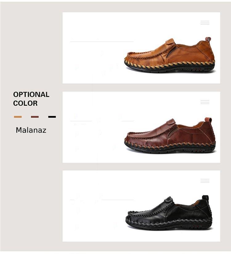 giày da nam hàng hiệu - Malanaz cung cấp giá tốt - giao hàng nhanh - trên toàn quốc