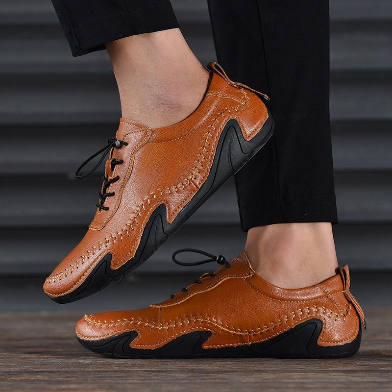 mua giày da nam ở đâu - GIÀY LƯỜI NAM HÀNG HIỆU - MUA GIÀY NAM Ở ĐÂU - GD27J