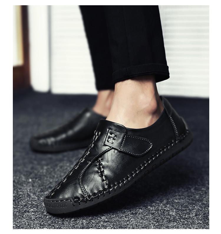 mua giày da nam