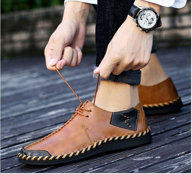 giày da bò nam tphcm giày da nam cao cấp tphcm