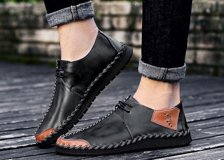giày nam hàng hiệu xách tay mua giày da nam ở đâu giầy lười nam nhập khẩu giày da bò nam tphcm giày da nam cao cấp tphcm