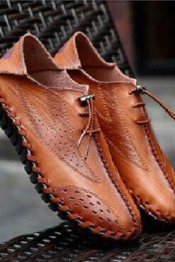 Giày da nam cao cấp tphcm - GD25J