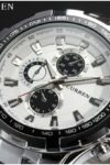 Đồng hồ cơ nam chính hãng - DH06A