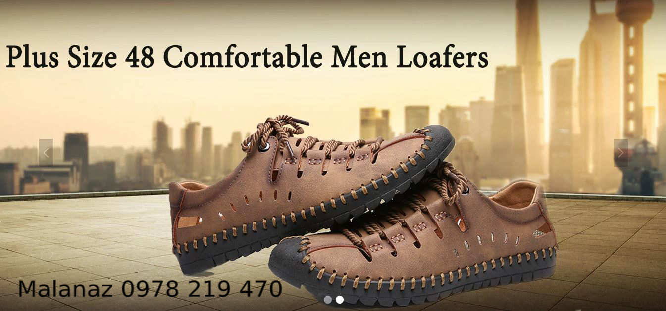 giày lười nam nhập khẩu - giày tây nam hàng hiệu - sale off 30%
