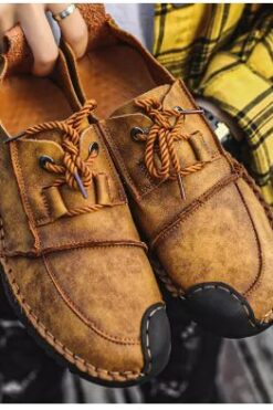 Giày lười nam nhập khẩu - GD34H