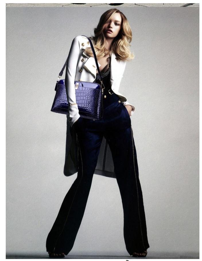 Túi xách nữ hàng hiệu - Túi xách thời trang - TX17C