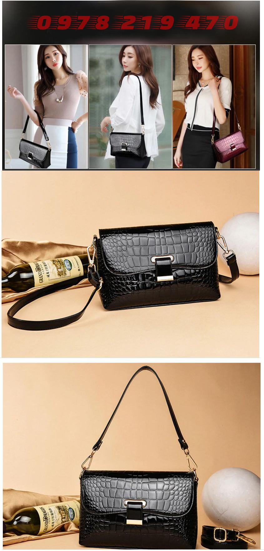 Túi xách nữ hàng hiệu cao cấp - TX25