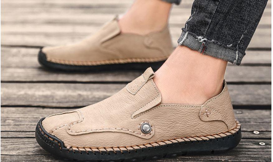 Giày Lười Vaduke Cho Nam Da Thời Trang - GD42-06