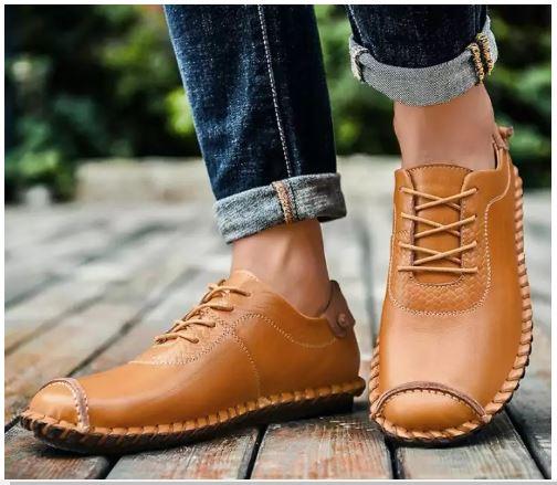 Giày nam công sở - giày tây nam hàng hiệu - GD40A