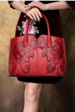 Túi đeo chéo nữ hàng hiệu - Túi xách tphcm - TX69A