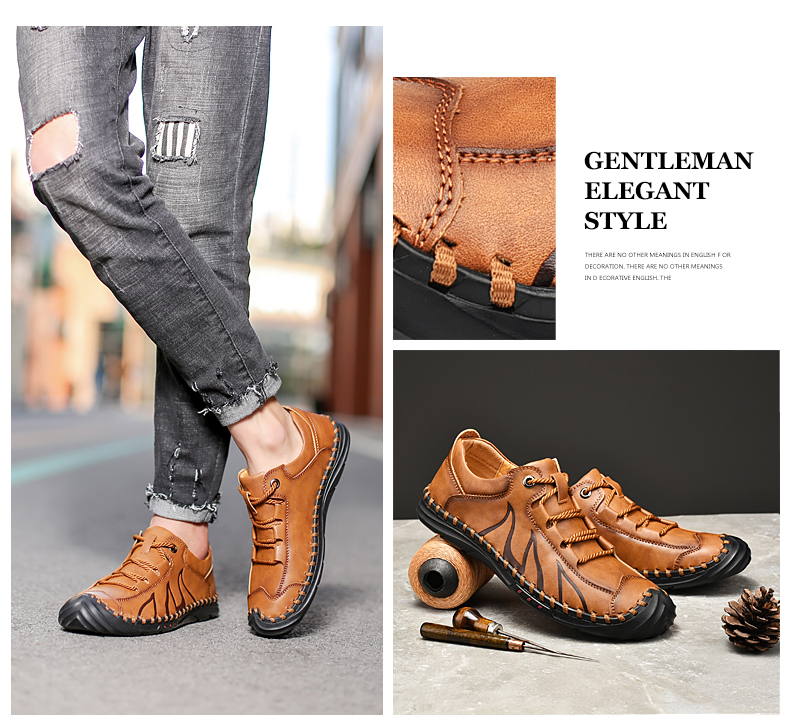 100 mẫu giày nam hầng hiệu - giày nam công sở - GD53-01