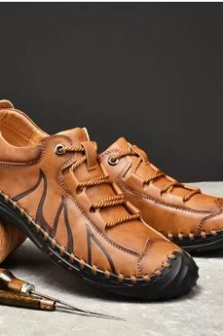 100 mẫu giày nam hầng hiệu - giày nam công sở - GD53D