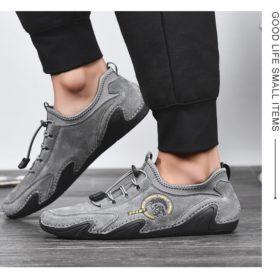 Cách chọn giày sành điệu - giày nam hàng xách tay - GD63-13
