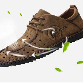 Giày Da hàng sành điệu - Giày Da Nam Đẹp Niềm Kêu Hãnh Những Tràng Trai - GD65A