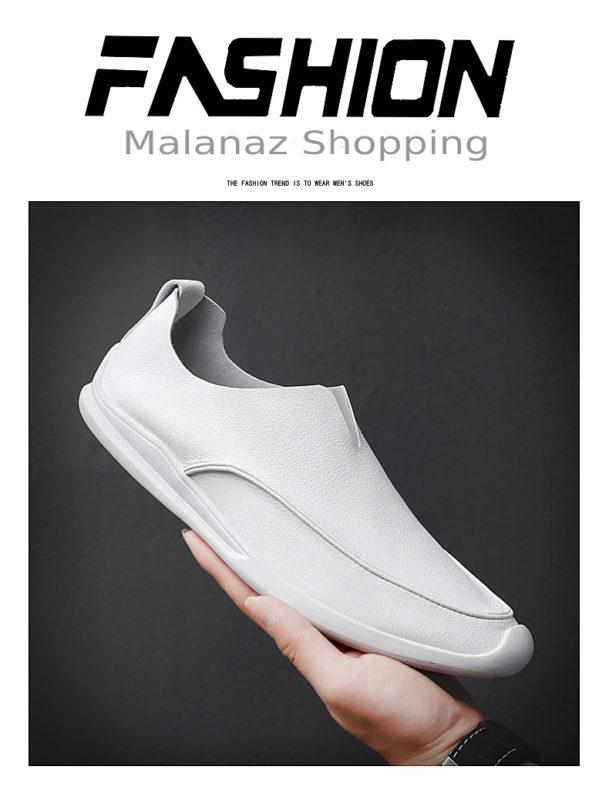 Giày da cho quý ông sành điệu - GD66 - 01