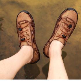 Giày nam hàng xách tay - Giày lười nam đẹp - GD60-07