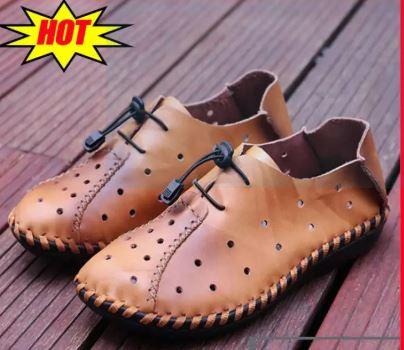 Giày nam phong cách - giày nam sành điệu - GD59C (2)