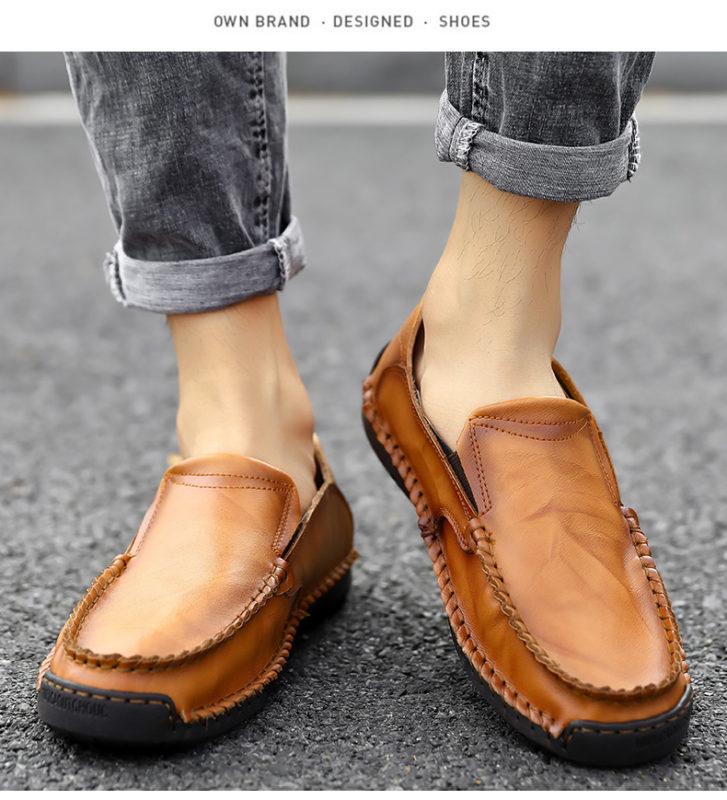 Giày tây nam hàng hiệu - giày nhập khẩu - GD48AD