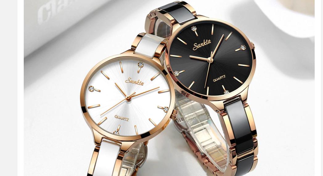 đồng hồ đeo tay nữ - đồng hồ chính hãng - DHN01A